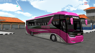 Subur Jaya SR2 - Download livery ES Bus Simulator ID 2