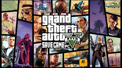 GTA V 100 Save Game PC