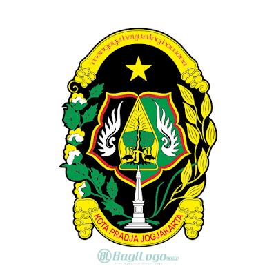 Kota Yogyakarta Logo Vector