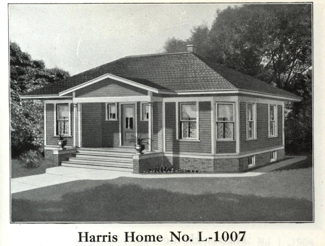 harris homes no L 1007