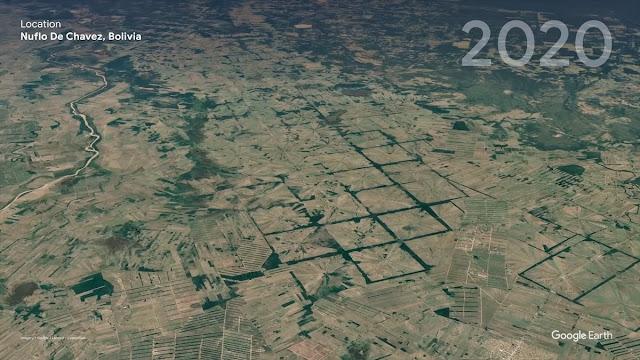 Newflo de Chavez, Bolivia - 2020