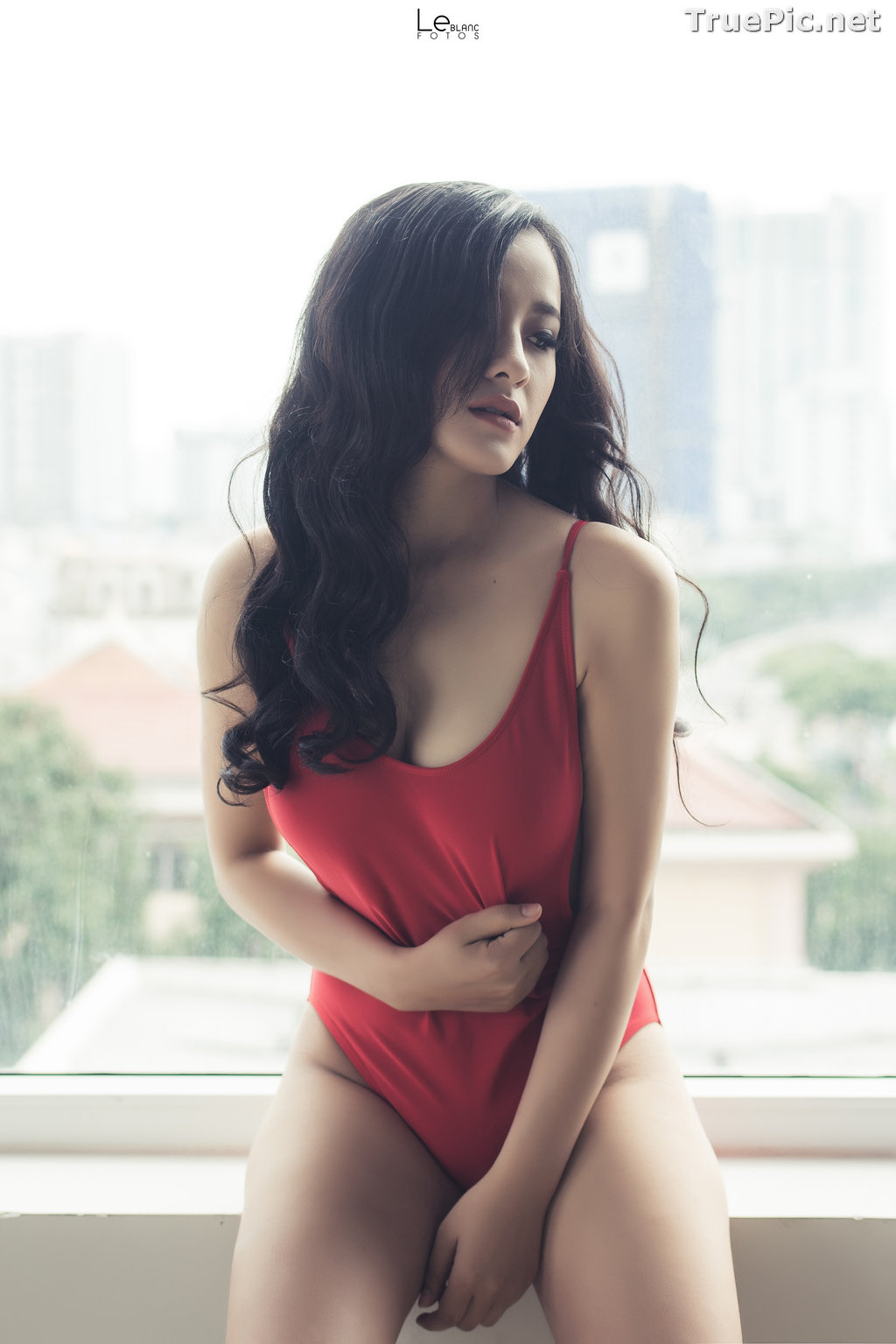 Image Vietnamese Beauties With Lingerie and Bikini – Photo by Le Blanc Studio #12 - TruePic.net - Picture-2