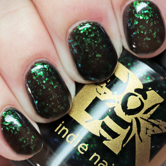 Bee's Knees Lacquer Briar
