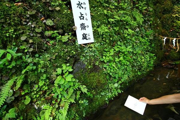 ศาลเจ้าคิฟุเนะ (Kifune Shrine: 貴船神社) @ www.japanhoppers.com