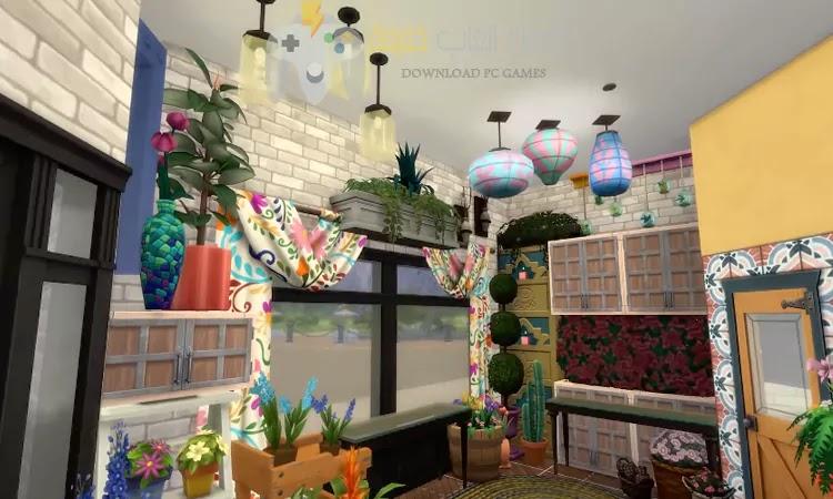 تحميل لعبة Flower Shop برابط مباشر