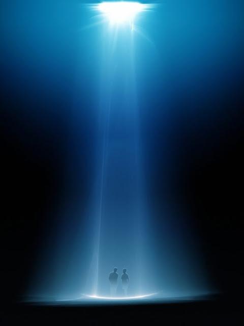 Cahaya Misterius dari Langit Jalan Ke Surga?