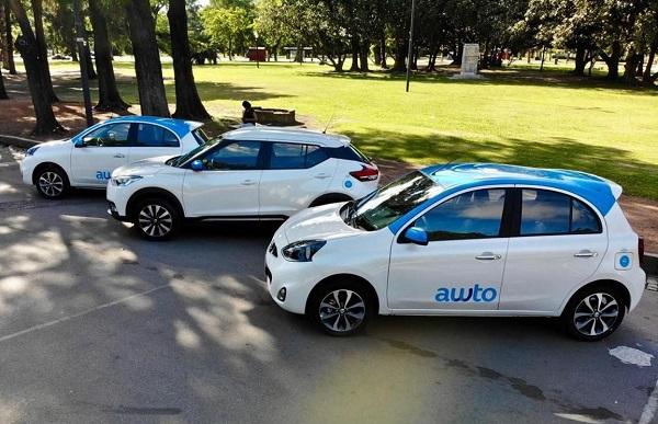 Awto alquilar auto en Buenos Aires