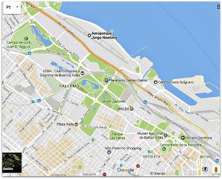 'Pasternak' (Relatos Selvagens) - Aeroparque Jorge Newbery, Buenos Aires (Google Maps)