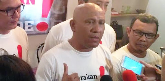 Aktivis 98 Heran Demi Dukungan Jokowi Mau Saja Diajak Kesana-Kemari