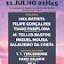 Os Toiros da Ganadaria Jorge Carvalho para 11 de Julho, no Campo Pequeno.