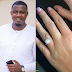 John Dumelo pranked us... he is not engaged... go and take back your 'congratulations'