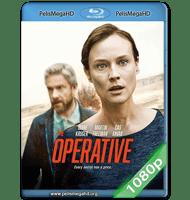 THE OPERATIVE (2019) 1080P HD MKV ESPAÑOL LATINO