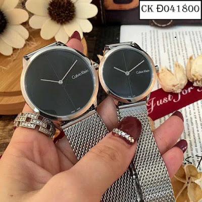 đồng hồ cặp đôi ck đ041800