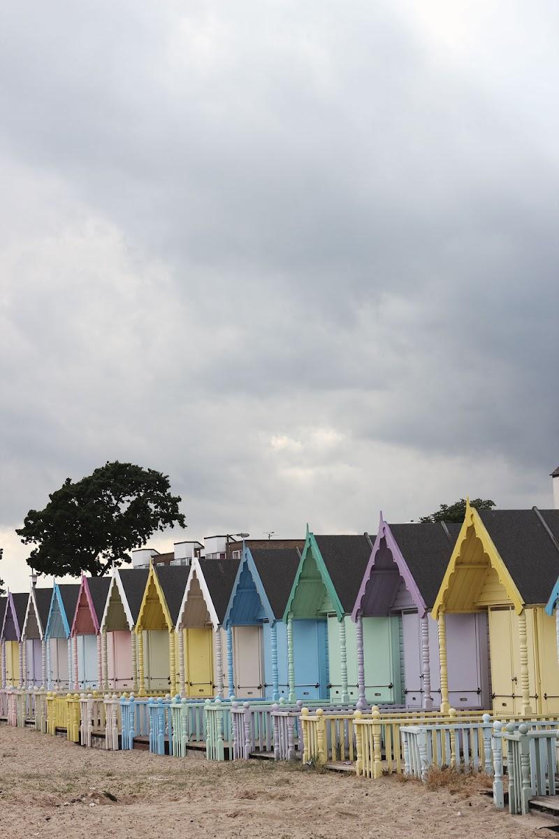 West Mersea Beach Huts, Essex | www.itscohen.co.uk
