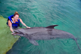Tulum, travel guide, what to do in Tulum, Wildflower Tours, swimming with dolphins, Xel-Ha, Jamie Allison Sanders