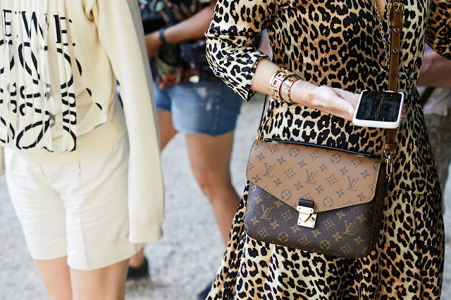 "How to use animal print this fall like the street style to the ""Fashion Weeks"""
