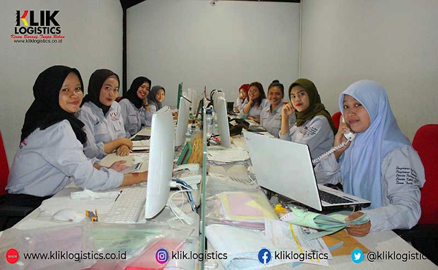 Lowongan Kerja PT Klik Logistics Putera Harmas Penempatan Tangerang