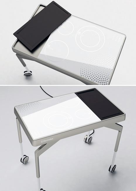 Modern and Innovative Integrated Dining Tables (15) 8