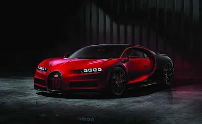 Carshighlight.com - 2020 Bugatti Chiron Sport Review
