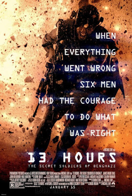 Sinopsis film 13 Hours: The Secret Soldiers of Benghazi (2016)