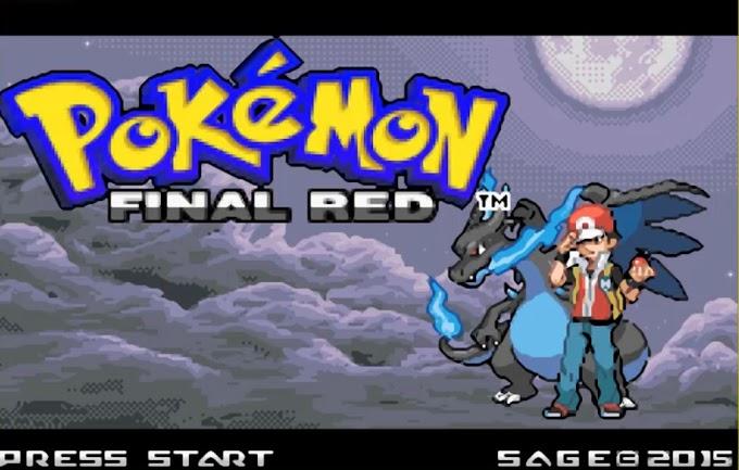 Pokémon Final Red (GBA)