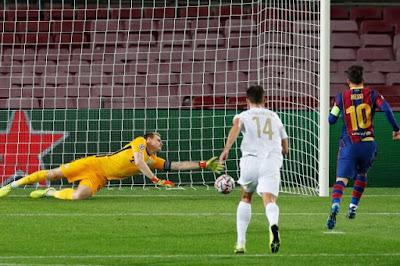 ملخص واهداف مباراة برشلونة وفرينكفاروزي (5-1) دوري ابطال اوروبا