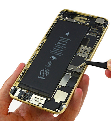 iPhone 6 Plus Battery Problems