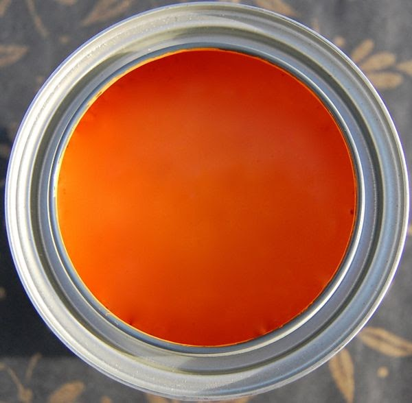 Shades Of Amber: Chalk Paint Color Theory