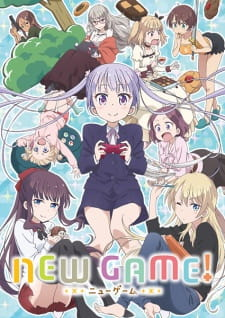 xem anime New Game!