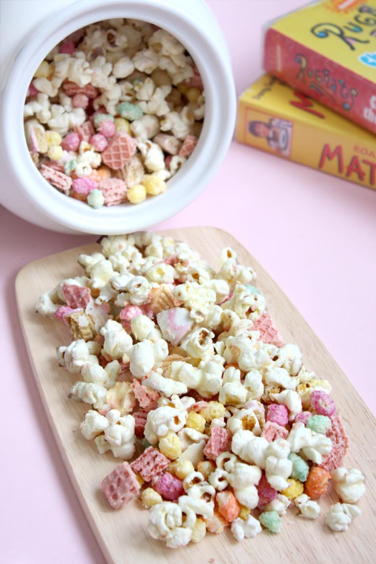 90s popcorn mix