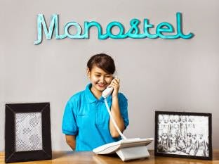 Monostel Hostel Legian Bali