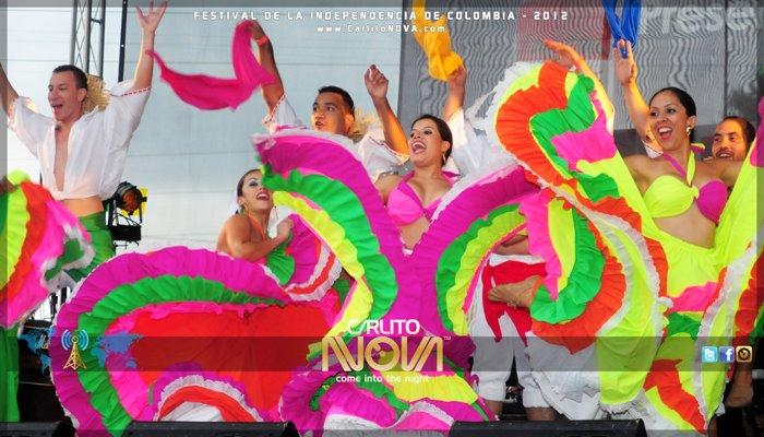 17c2085232 Indpendencia de Colombia en Atlanta 2012