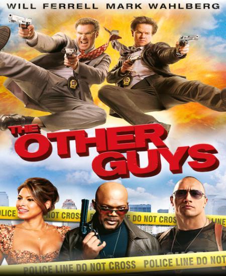 The Other Guys 2010 Dual Audio [Hindi-English] 480p BluRay 460MB ESubs