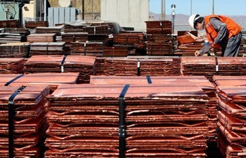 US$1.000 millones adicionales ingresarán al  Fisco con alza en el cobre
