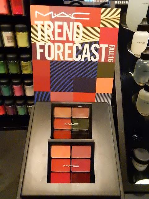 M.A.C Fall 2016 Trend Forecast - www.modenmakeup.com
