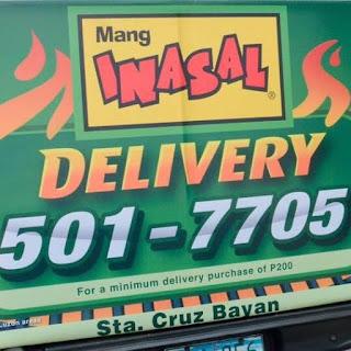 Mang Inasal Hotline Sta. Cruz, Laguna