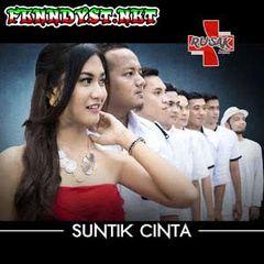 Rusak Band - Suntik Cinta (2015) Album cover
