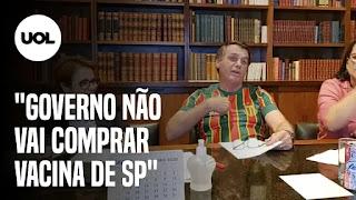 Glenn Greenwald, pede demissão do site The Intercept – Bolsonaro volta a atacar Doria