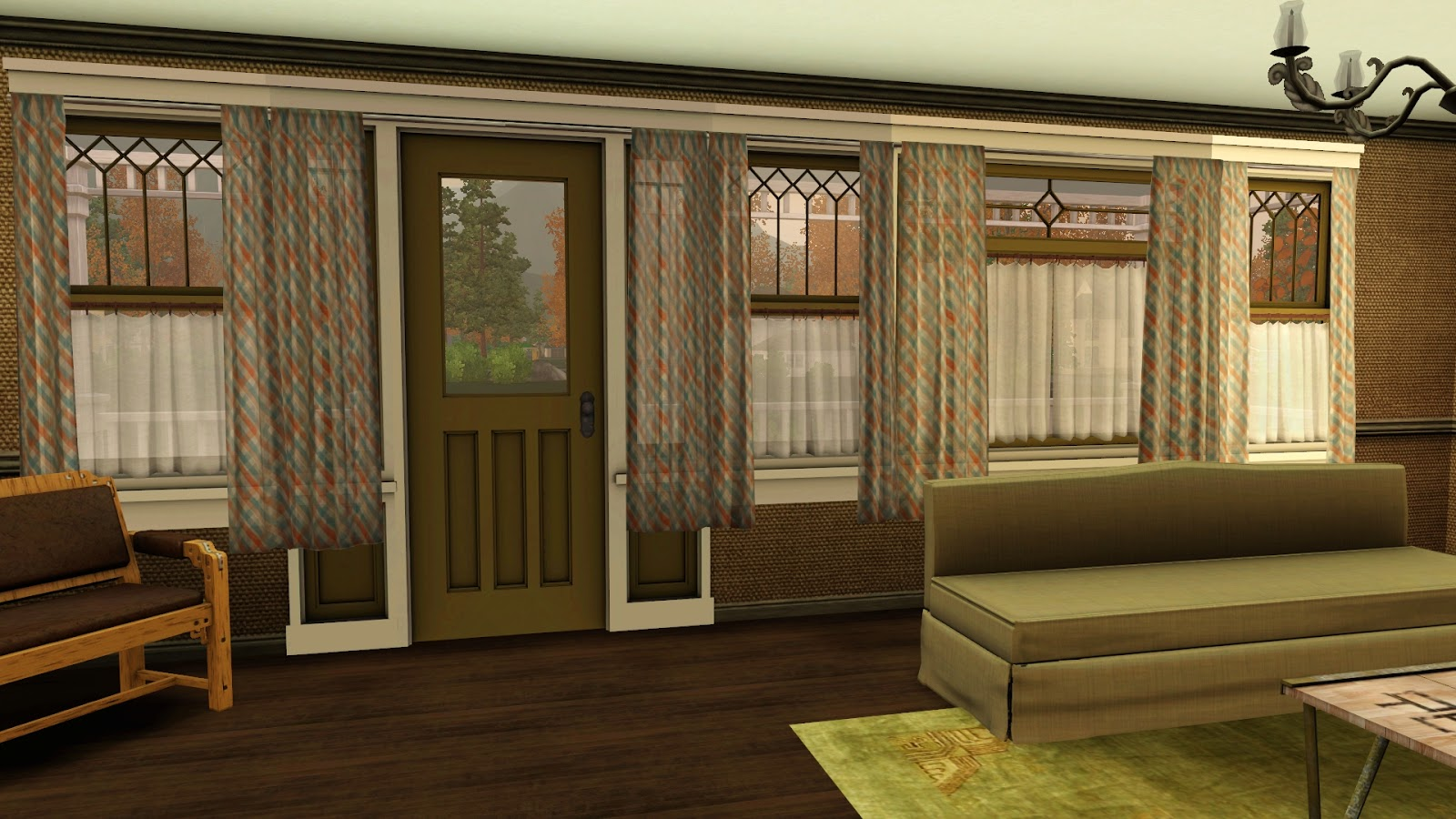 My Sims 3 Blog Welcome To Grant Park Craftsman Chic
