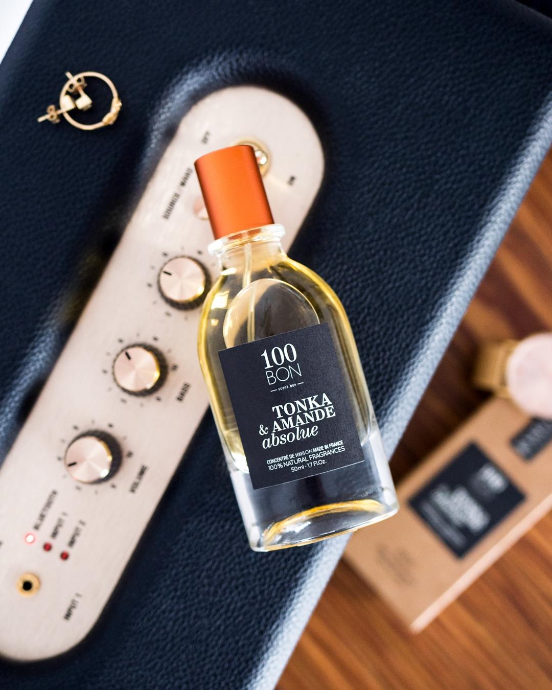 100 BON, czyli w 100% naturalne perfumy | Tonka & Amande Absolue