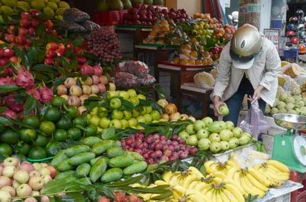 Hoa quả mùa hè dễ bị tẩm hóa chất