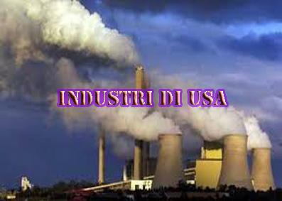 Perkembangan industri di USA
