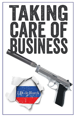 French Village Diaries Book review Taking Care of Business by J. D. De Roeck