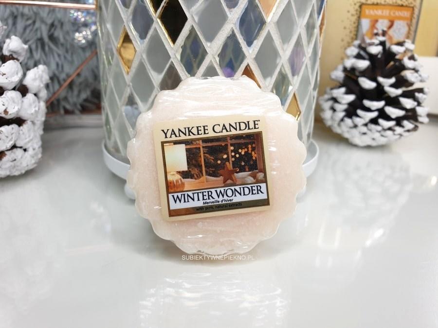 WINTER WONDER YANKEE CANDLE | Zimowa kolekcja Q4 2018