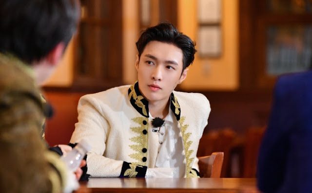 Lay Zhang Yixing Drops Out of Variety Show Go Fighting! Season 6 Cites Scheduling Issues