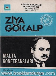 Ziya Gökalp - Malta Konferansları