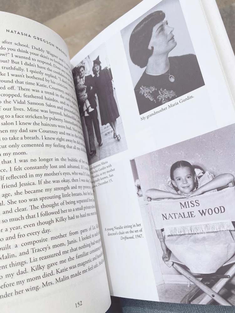 A Vintage Nerd, Vintage Blog, Vintage Blogger, Retro Blog, Retro Lifestyle Blog, Retro Fashion, Vintage Inspired Fashion, Old Hollywood Blog, Classic Film Blog, Natalie Wood, Natalie Wood Book,  More Than Love Natalie Wood, Natasha Gregson Wagner Book, Biography of Natalie Wood, Classic Film Book Review, Old Hollywood Book Review, Sixties Style, Sixties Bun Style