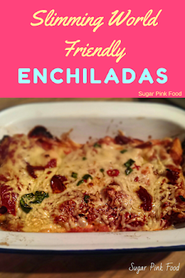 enchiladas slimming world recipe