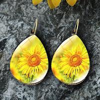 Yellow accessories girl