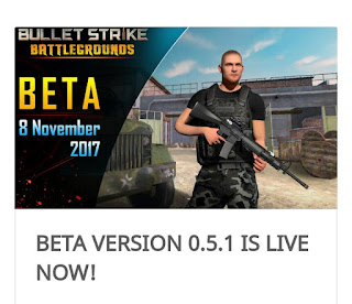 Download And Enjoy Bullet Strike: BattleGrounds Game For Your Android And iOS Device
